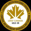 LEED Canada Gold - Canada Green Building Council
