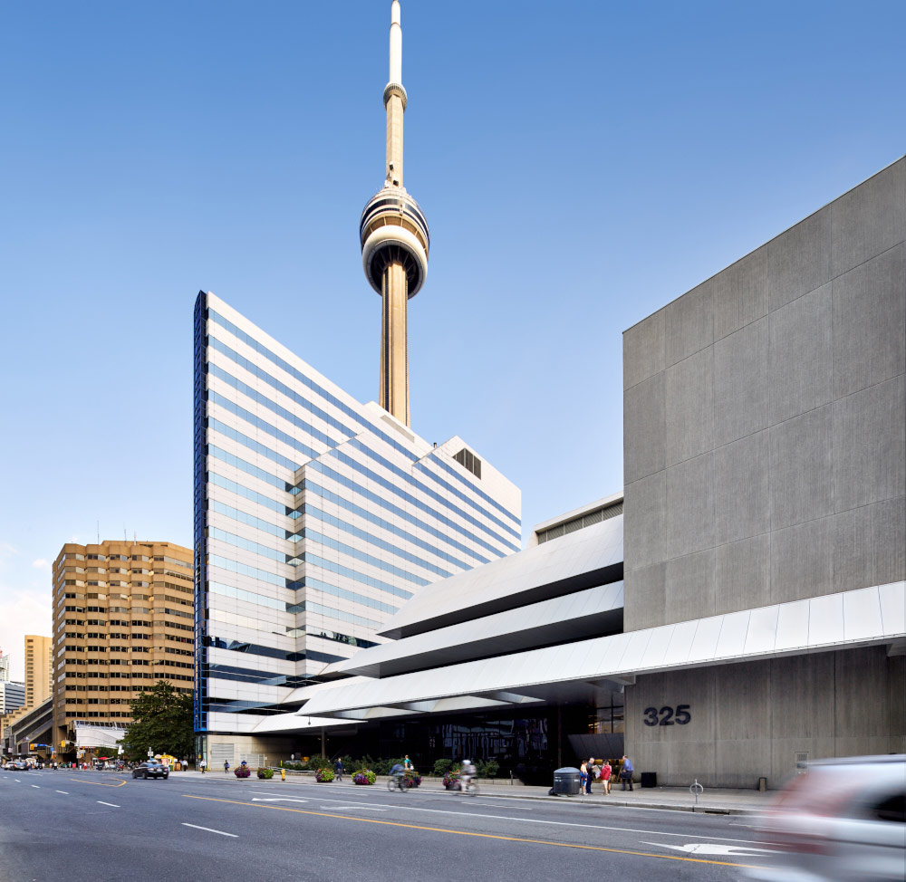315 Front Street West - View of CN Tower