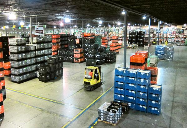 2600 North Park Drive - Warehouse