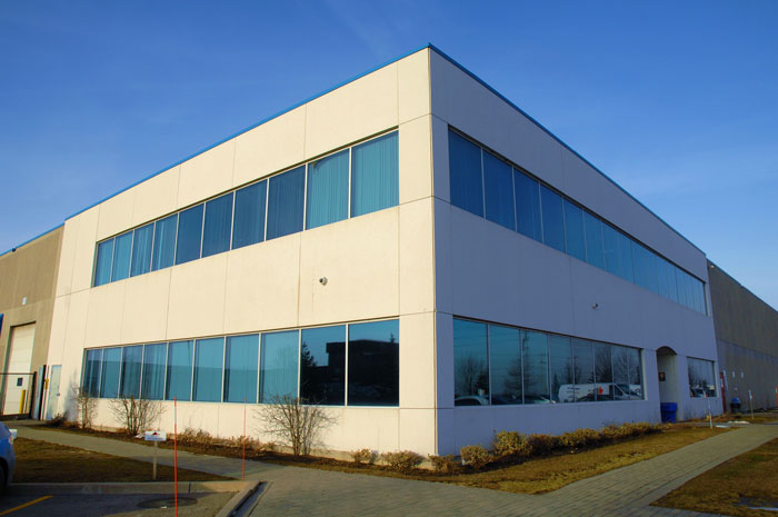 2600 North Park Drive - Main Building