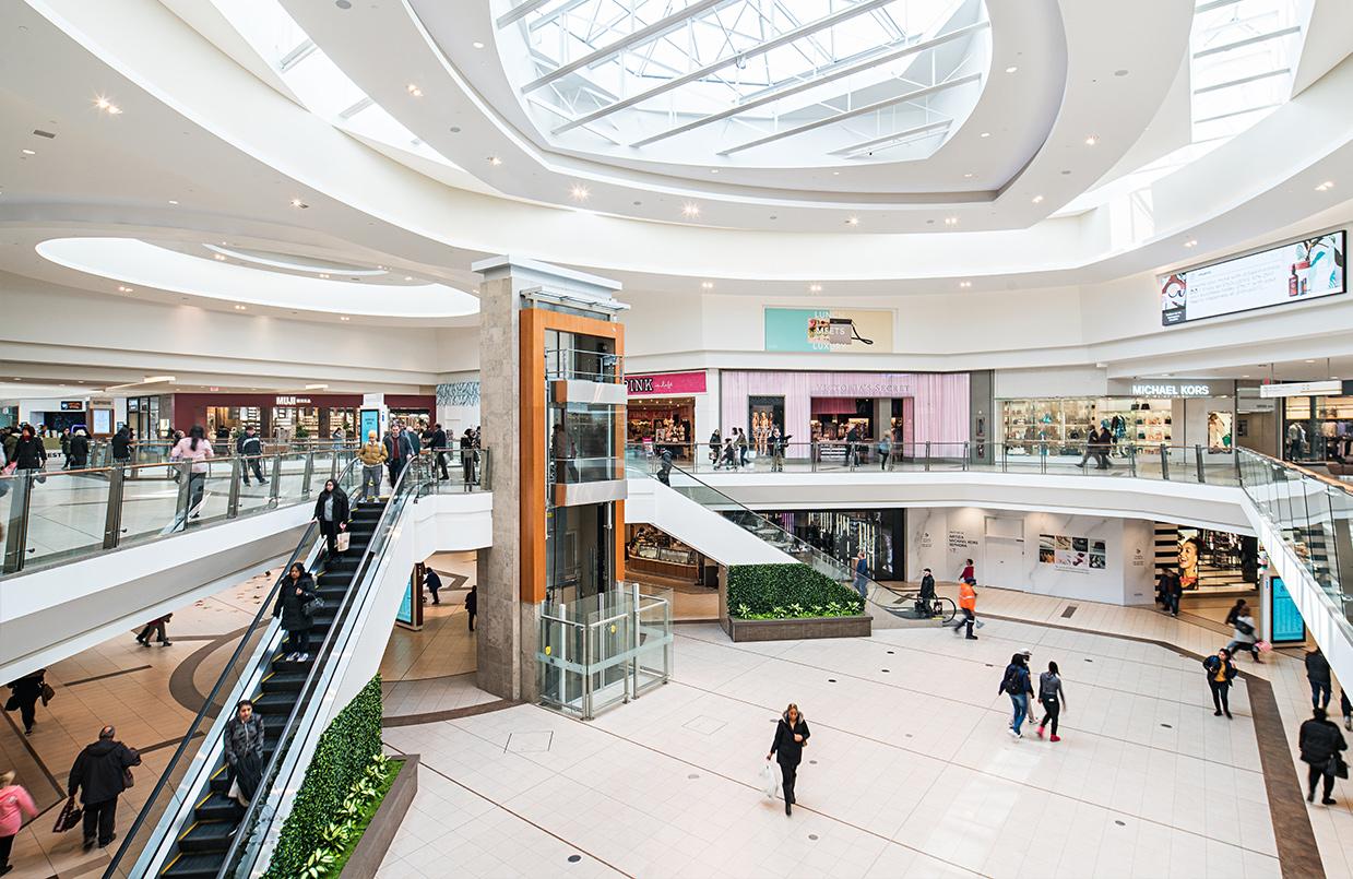 300 Borough Drive - Center of Mall